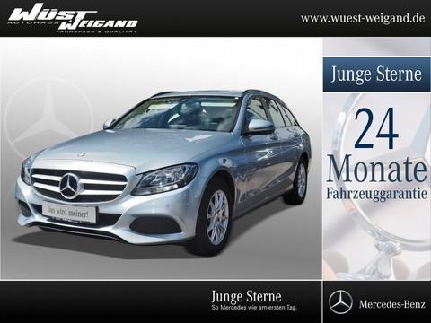Mercedes-Benz C 180 T el