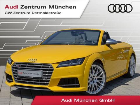 Audi TTS 2.0 TFSI qu Roadster 20Zoll connect