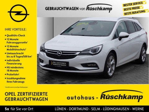 Opel Astra K Sports Tourer Innovation