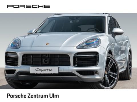 Porsche Cayenne SportDesign Hinterachslenkung