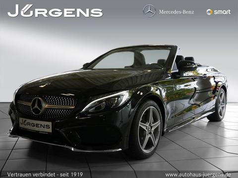Mercedes C 300 Cabriolet AMG-Sport