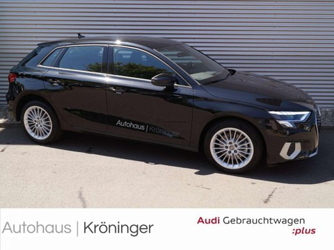 Audi A3 Sportback advanced 35 TFSI