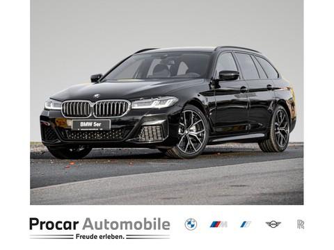 BMW 520 d xDrive M Sportpaket xDrive HiFi Live Plus el M-Fahrwerk Räder Tuner