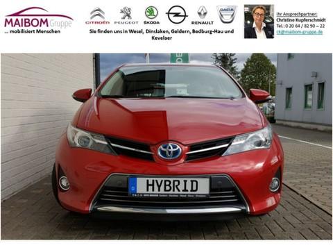 Toyota Auris 1.8 VVT-i Hybrid Automatik