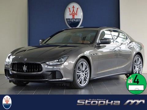 Maserati Ghibli Diesel Business-Premium-Komfort-Pakete