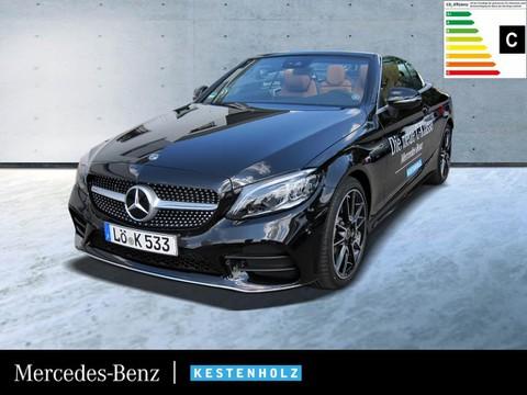 Mercedes C 300 Cabrio AMG-Line Tr