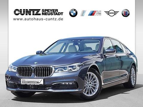BMW 730 d Limousine Gestiksteuerung HiFi