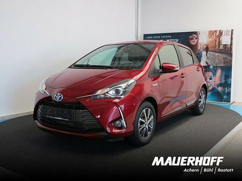 Toyota Yaris Hybrid | | | |