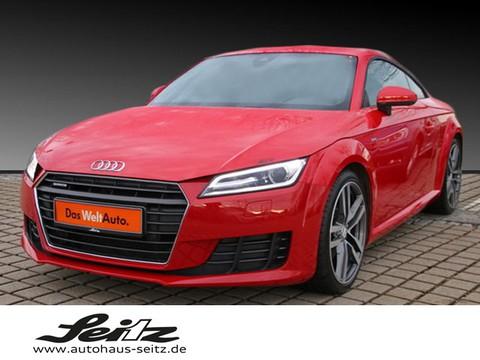 Audi TT 2.0 TFSI qu Coupè S line S-Sitze