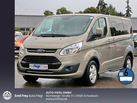 Ford Tourneo Custom Titanium Business Edition Sortimo