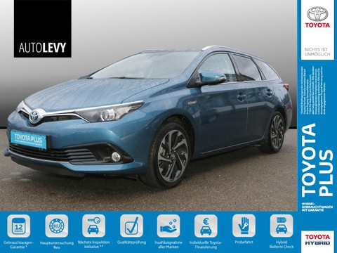 Toyota Auris Touring Sports HYBRID DESIGN EDITION