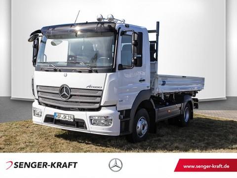 Mercedes Atego 921 K 4X2 B 05 ClassicSpace Meiller Kipper