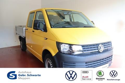 Volkswagen T6 2.0 TDI DOKA FAHRTENSCHREIBER