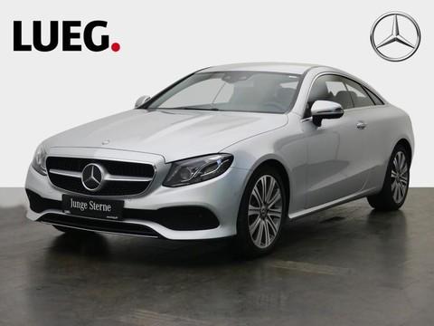 Mercedes-Benz E 200 Coupe Avantgarde COM Burm Mbeam DistrP