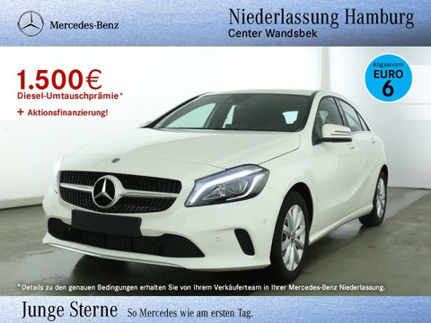Mercedes A 180 T Style