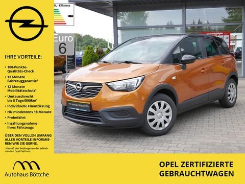 Opel Crossland X 1.2 Edition W-LAN