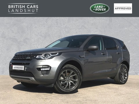 Land Rover Discovery Sport 2.0 l TD4 SE abn
