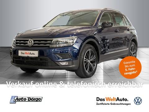Volkswagen Tiguan IQ-DRIVE ACTIVE-INFO EL