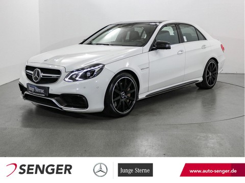 Mercedes E 63 AMG S Drivers-Package