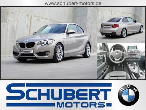 BMW 220 d Coupé Sport-Automatik Prof Adaptives Fa