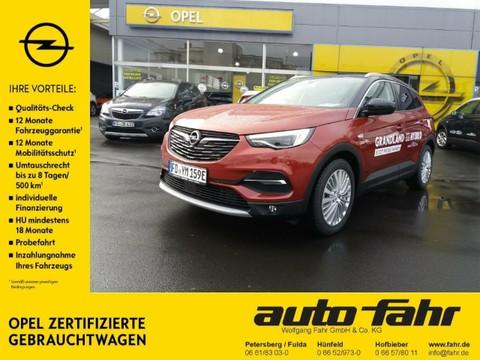 Opel Grandland X Hybrid Ultimate bis zu 300PS im