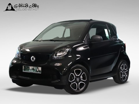 smart ForTwo fourtwo coupe electric drive EQ
