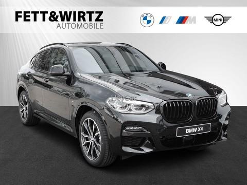 BMW X4 xDrive30d M Sport 20 Parkass