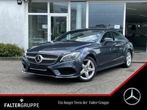 Mercedes-Benz CLS 400 AMG DISTRO MLED Massage