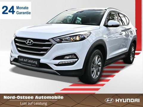 Hyundai Tucson 1.6 Trend Lenkradh