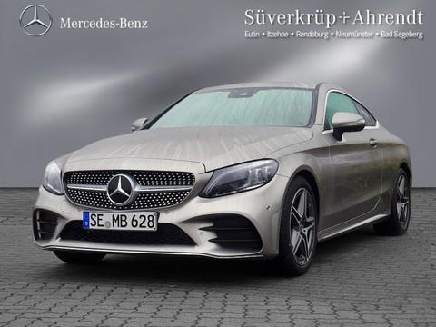Mercedes C 200 Coupé AMG-Line
