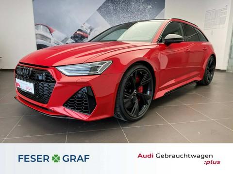 Audi RS6 4.0 TFSI qu Avant - - -