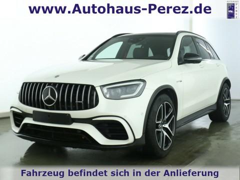 Mercedes-Benz GLC 63 AMG MBUX---°