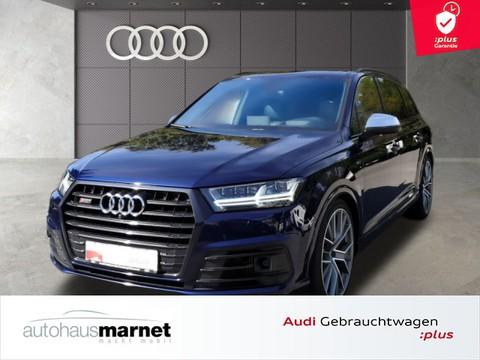 Audi SQ7 4.0 TDI quattro Martix Allradlenkung Stadt Tour