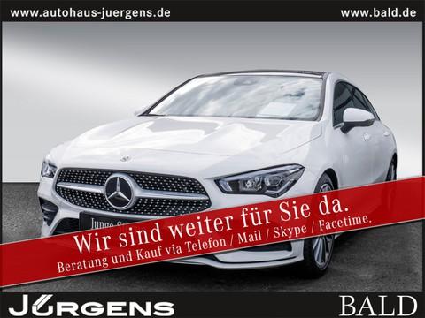 Mercedes-Benz CLA 250 SB AMG-Sport Prem 19