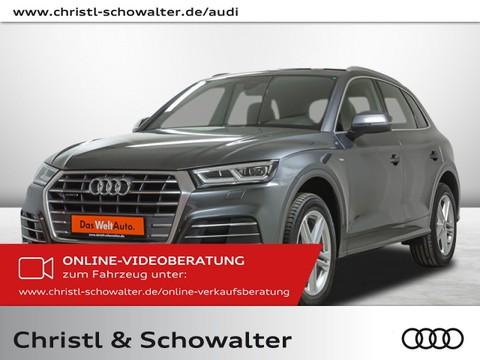 Audi Q5 2.0 TFSI quattro S line sport