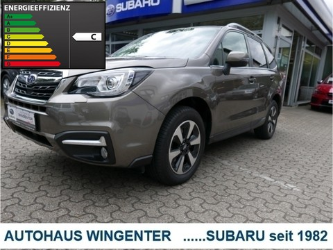 Subaru Forester 1.7 Exclusive D Lineatronic 100 km
