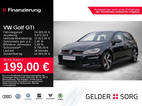 Volkswagen Golf 2.0 TSI GTI 18Z