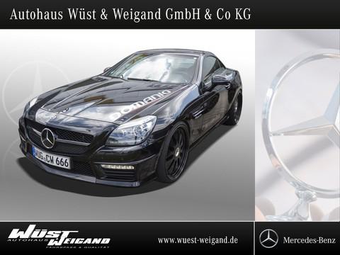 Mercedes SLK 55 AMG Domanig Umbau V-Max PTC