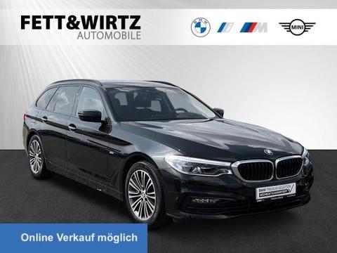 BMW 530 i SportLine NaviProf Stop&Go
