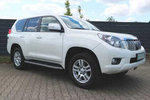 Toyota Land Cruiser 3.0 D-4D Automatik TEC-Edition
