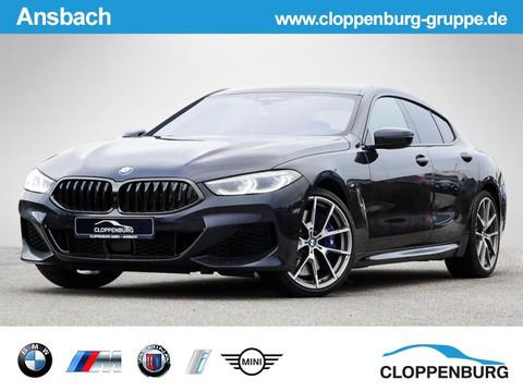 BMW 850 xDrive Gran Coupé LASER DRIVING