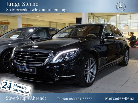 Mercedes S 350 AMG Line