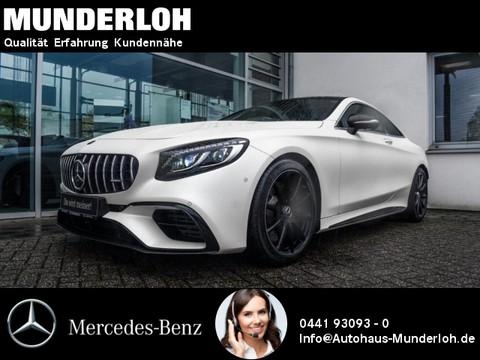 Mercedes-Benz S 63 AMG Coupé Carbon 237 3D