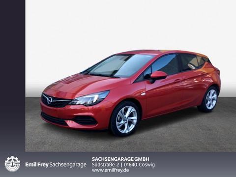 Opel Astra 1.2 Turbo Line Ergo-Paket v