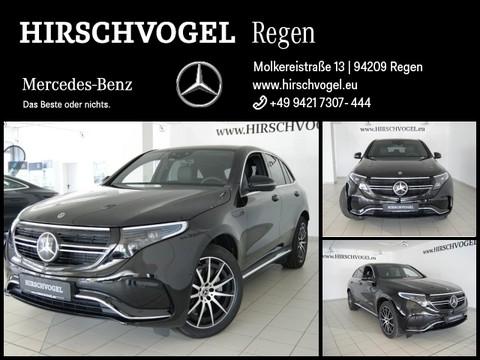 Mercedes-Benz EQC 400 AMG-Line
