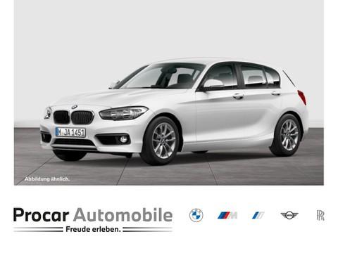 BMW 116 d EffDyn Edition Advantage