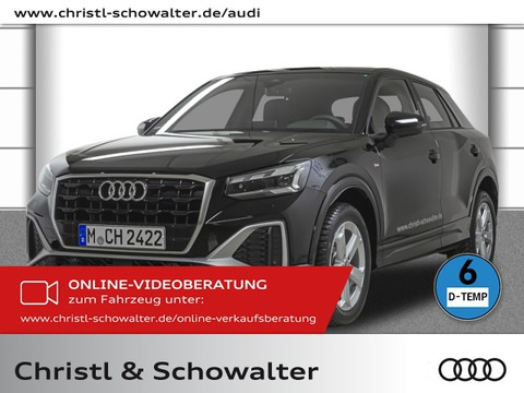 Audi Q2 S line 35 TFSI B O