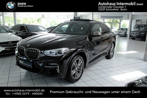 BMW X4 M40 i Sportautomatic H-Up