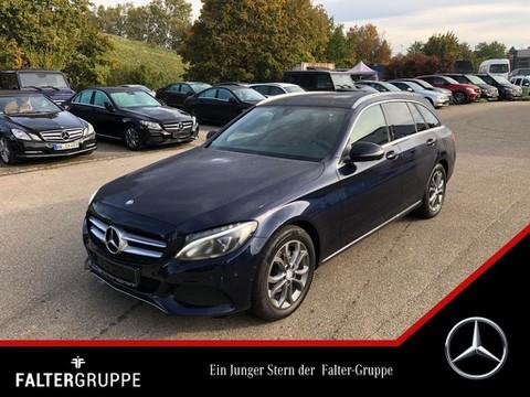 Mercedes-Benz C 220 d T DESIGNO Business