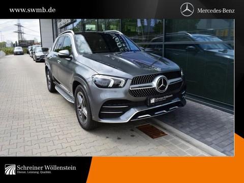 Mercedes-Benz GLE 350 d AMG ° Mbeam Wscreen